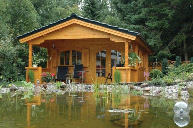 gartenhäuser Gartenhauszentrum.de gartenhaus klassisch 640x426